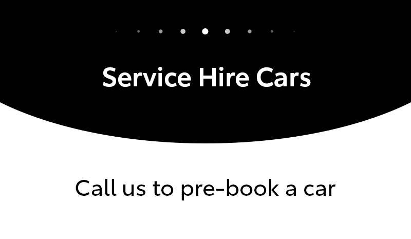 Service Hire Cars