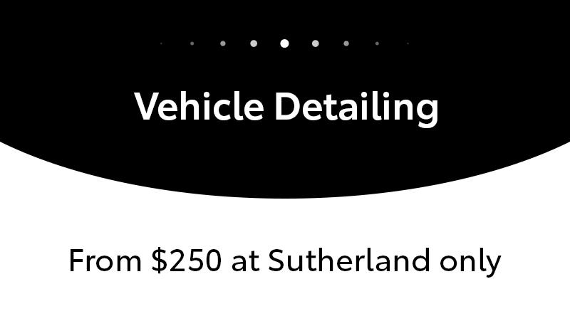 Vehicle Detailing