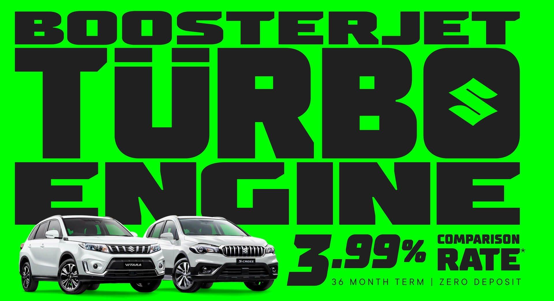 Mandurah Suzuki 3.99% Finance Rate