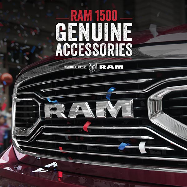 RAM Genuine Accessories | Eats Utes for Breakfast | V8 Hemi Power |Ram Trucks Australia