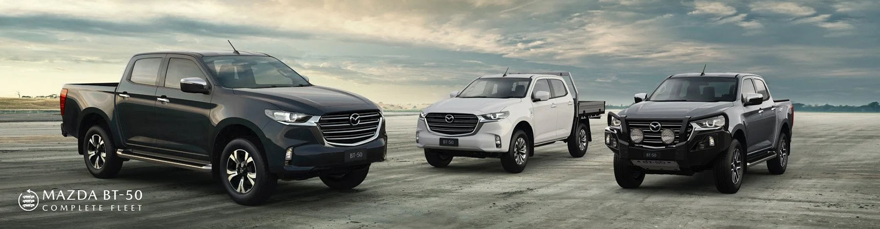 Mazda BT-50 Complete Fleet Program