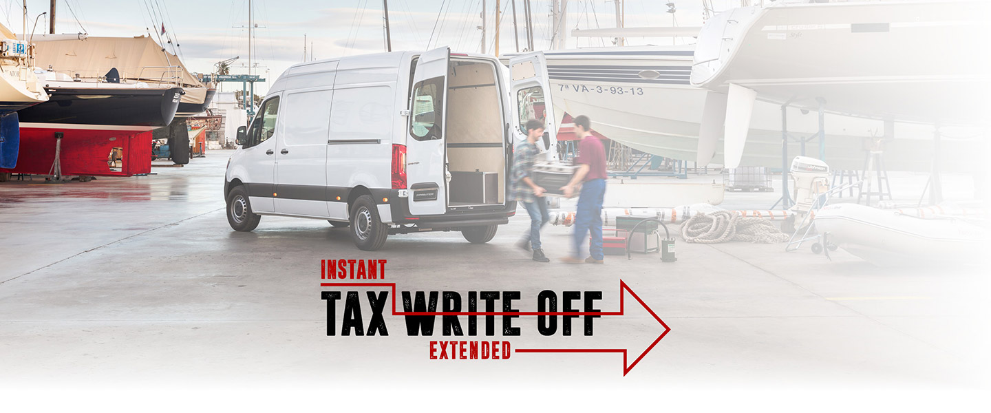 Vans Tax Write Off