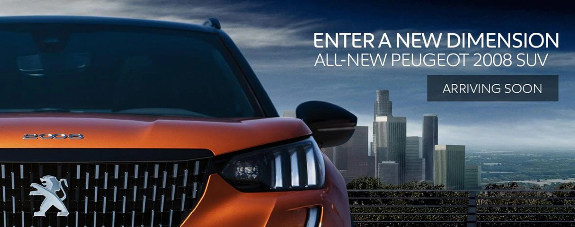 PEUGEOT | New 2008 Coming Soon