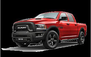 RAM Trucks NZ - Warlock