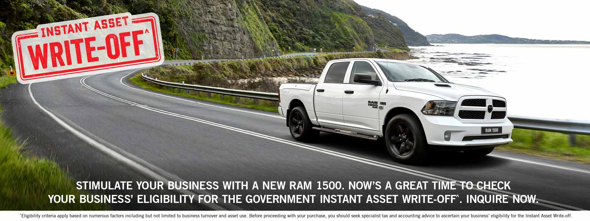 RAM 1500 V8 Hemi Express Crew Cab |Instant Asset Write Off | Ram Trucks Australia