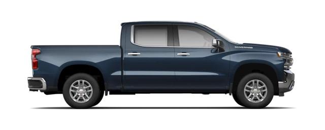 Silverado 1500 LTZ Premium