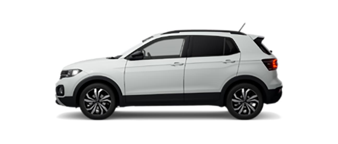 Volkswagen T-Cross City Life Black