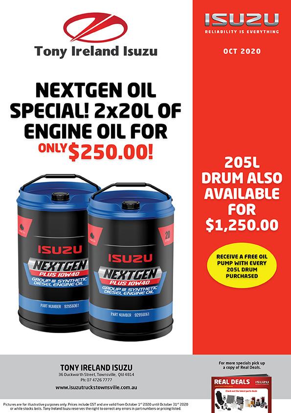 Nexgen Oil