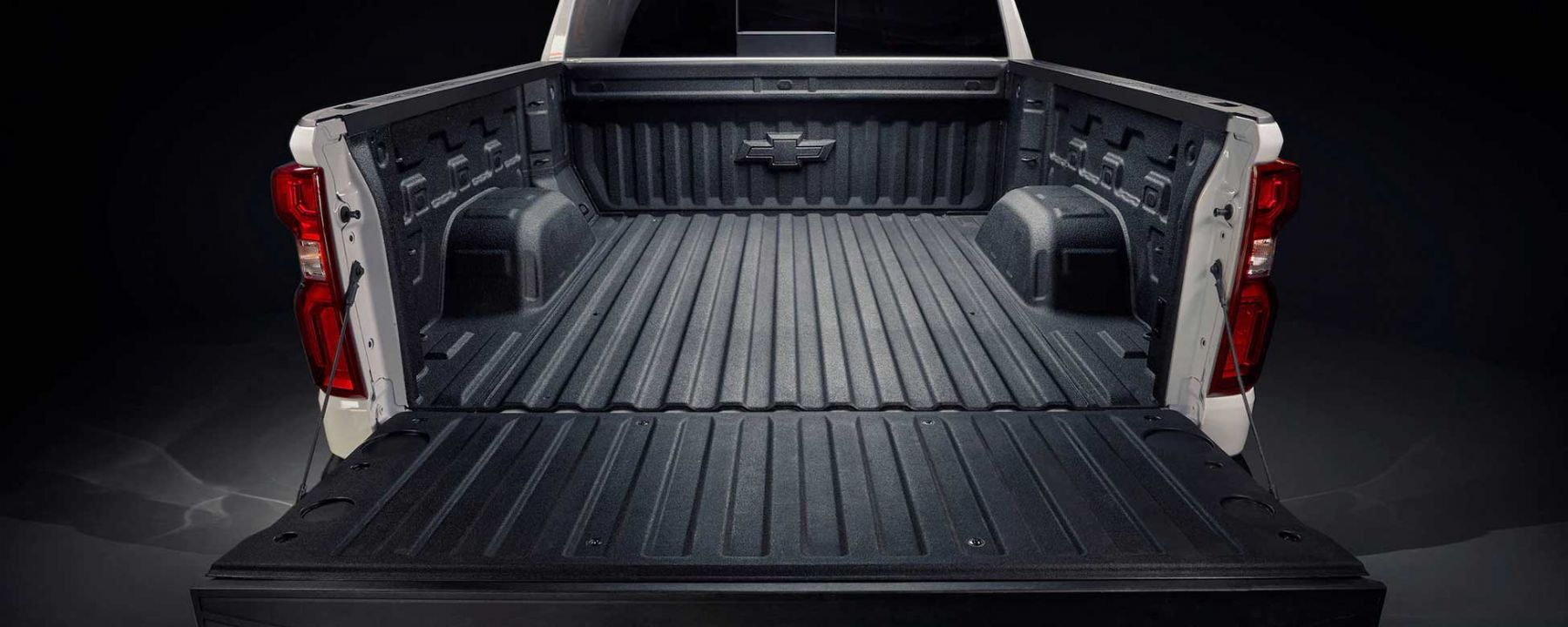 THE MOST FUNCTIONAL BED OF ANY PICKUP