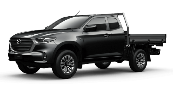 Mazda BT-50 Freestyle Cab 4x4 XT Manual with Tray