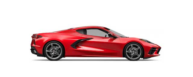 All New Corvette
