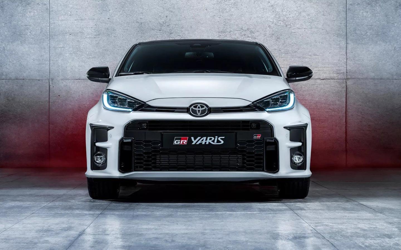 GR Yaris Rallye Edition