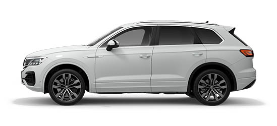 Volkswagen Touareg V8 TDI R-Line
