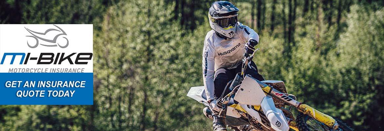 Olivers Motorcycles Mi-Bike Husky