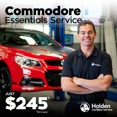 Commodore Essential Service