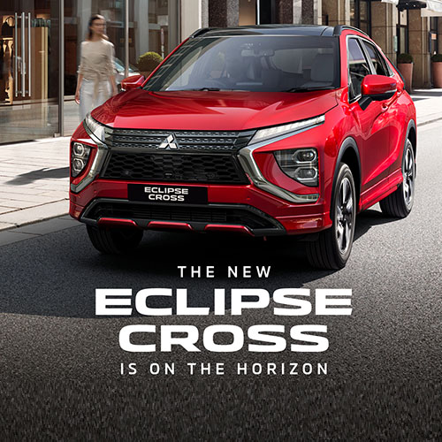 The All New Eclipse Cross