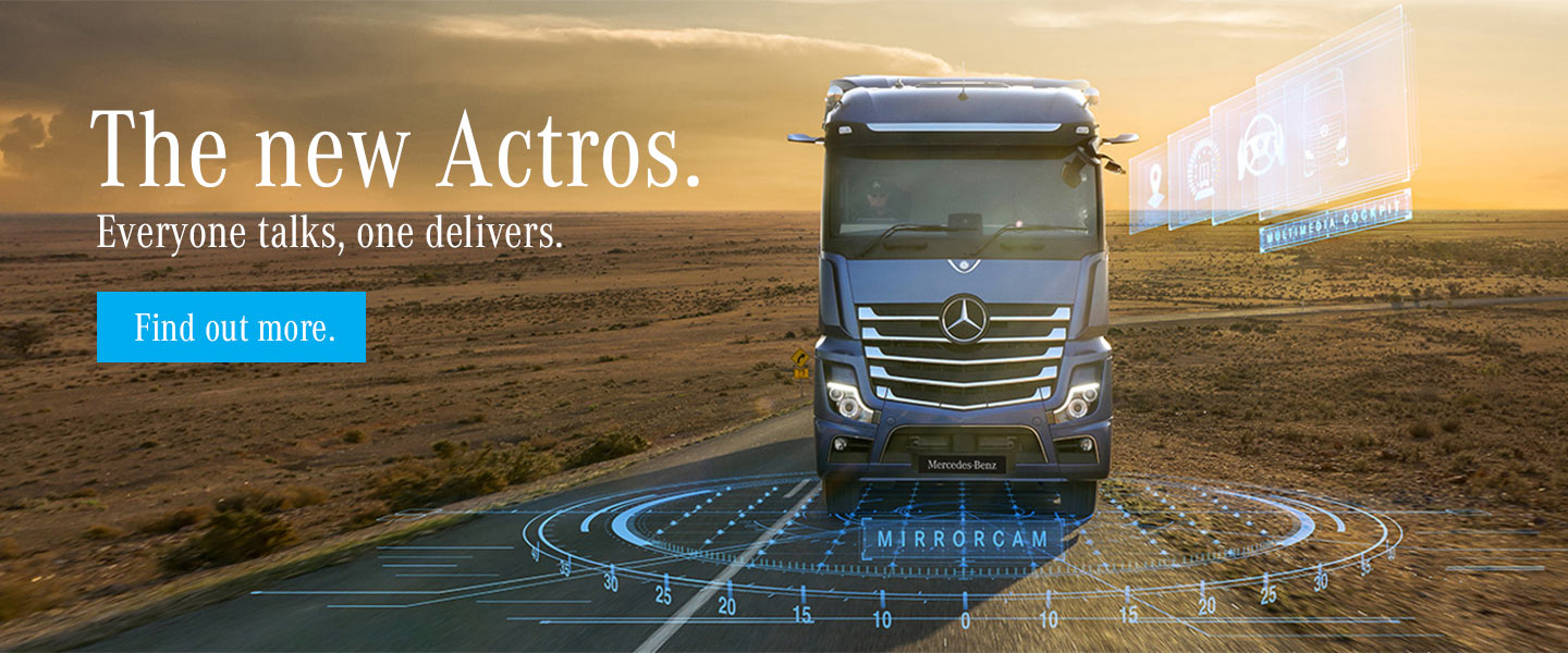 New Actros