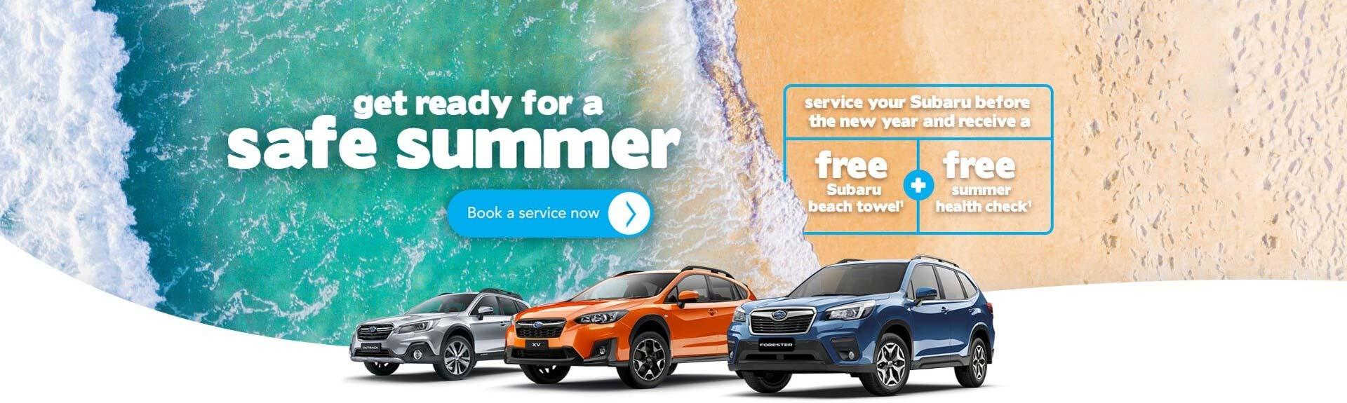 Trivett Subaru Book A Service