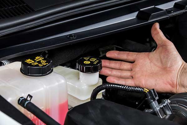 LDV Brake Fluid