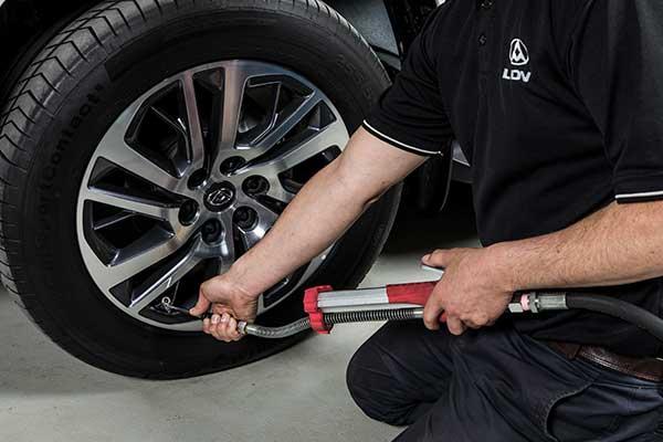 LDV Tyres