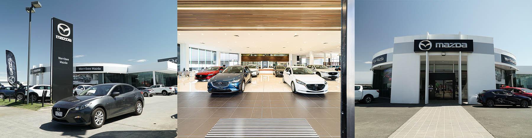 Werribee Mazda Contact Us