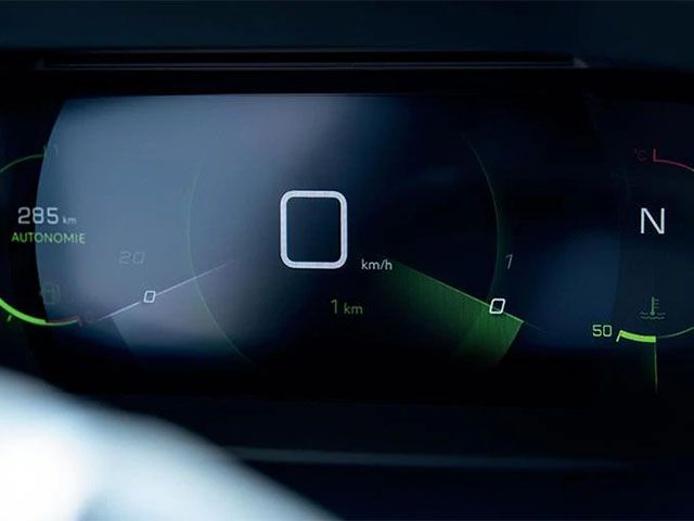 NEW PEUGEOT 3D i-Cockpit<sup>TM</sup> - EXTENDED EXPERIENCE