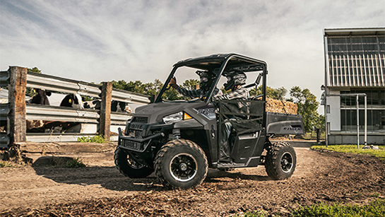 Polaris Ranger 570 HD EPS