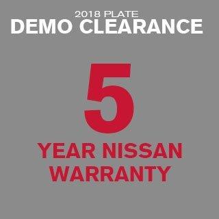 5 Year Nissan Warranty