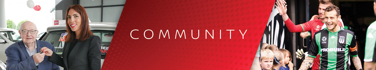 Community Page Banner