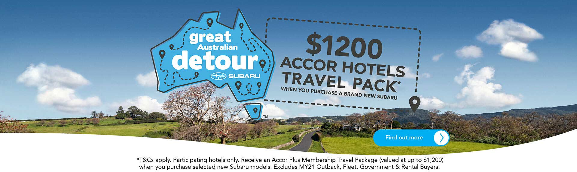 Subaru Accor Promotion