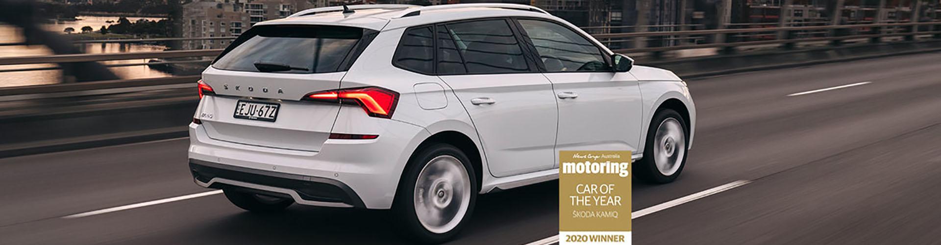 Skoda Kamiq Newscorp Car of the Year 2020