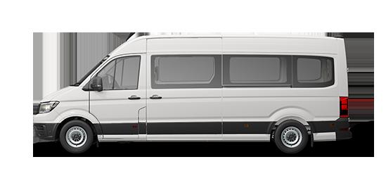 Volkswagen Crafter Minibus 15 Seater Offers