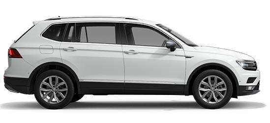 Volkswagen Tiguan Allspace Comfortline Offers