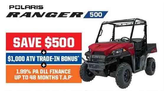 Polaris Ranger 500