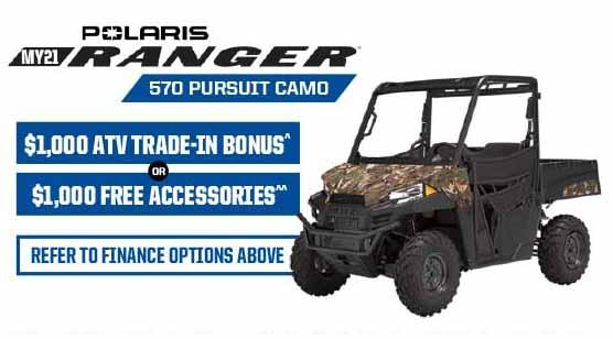 Polaris 570 Camo