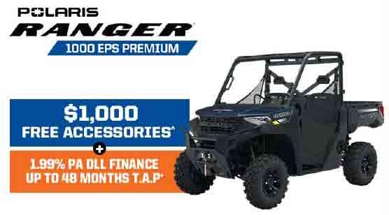 Polaris Ranger 1000 EPS Premium