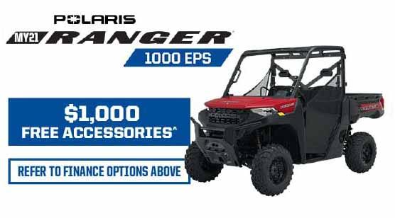 Ranger 1000 EPS