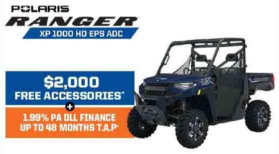 Polaris Ranger XP 1000 HD EPS ADC