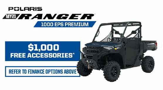 Ranger 1000 EPS Prem