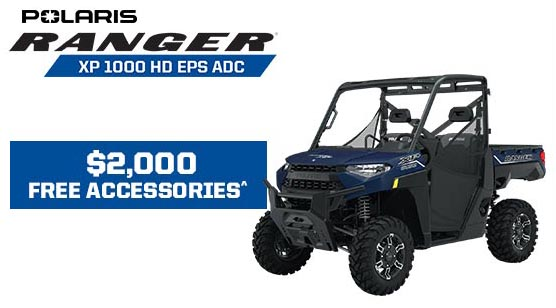 Polaris Ranger XP 1000 HD EPS ADC