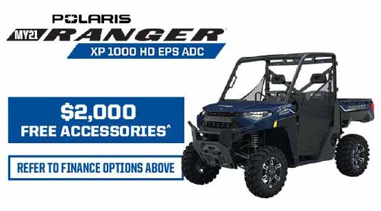 Ranger XP 1000 HD