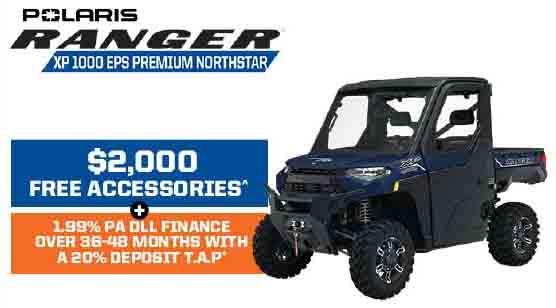 Polaris Ranger XP 1000 EPS Premium Northstar