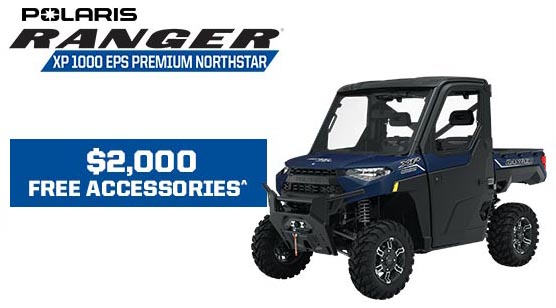 Polaris Ranger XP 1000 EPS Premium Northstar