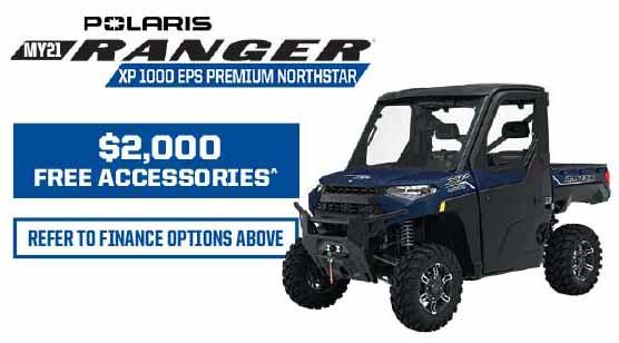 Ranger XP EPS Prem Northstar