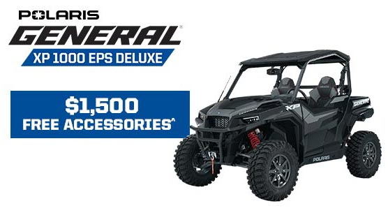 Polaris General XP 1000 EPS Deluxe
