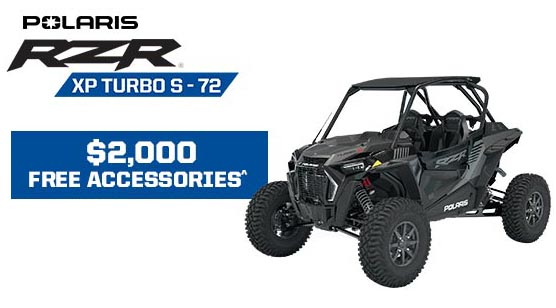 Polaris RZR XP Turbo S - 72