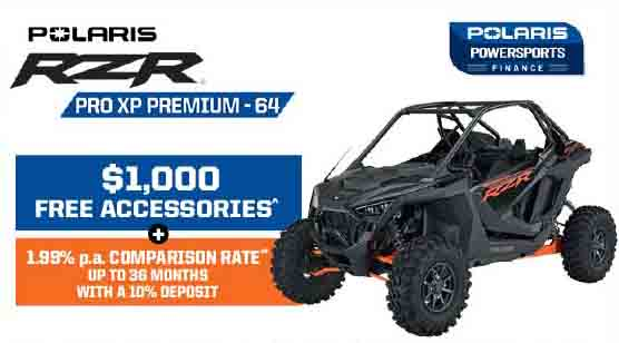 Polaris RZR Pro XP Premium - 64