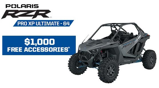 Polaris RZR Pro XP Ultimate - 64