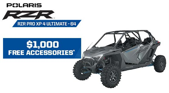 Polaris RZR Pro XP 4 Ultimate - 64