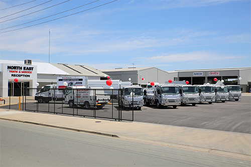 North East Isuzu Shepparton